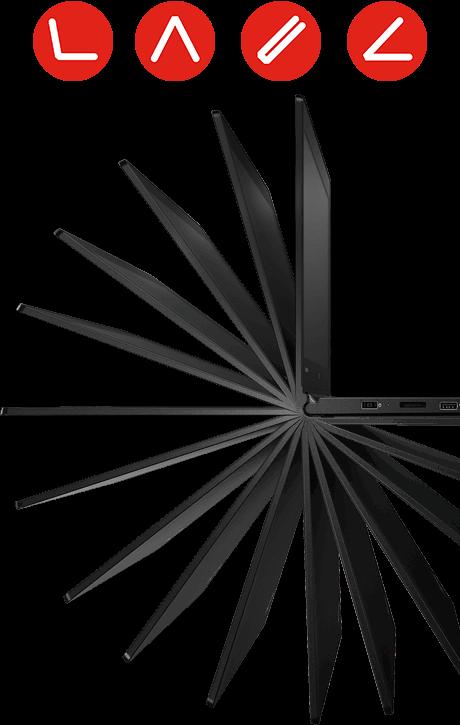 لپ تاپ استوک لنوو ThinkPad P40 Yoga X360