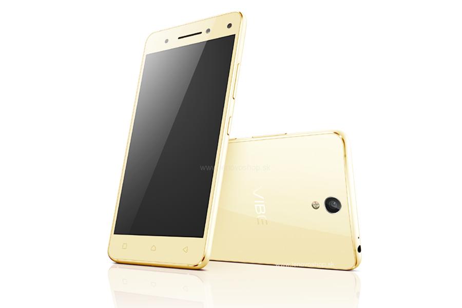 خرید گوشی لنوو vibe s1 طلایی