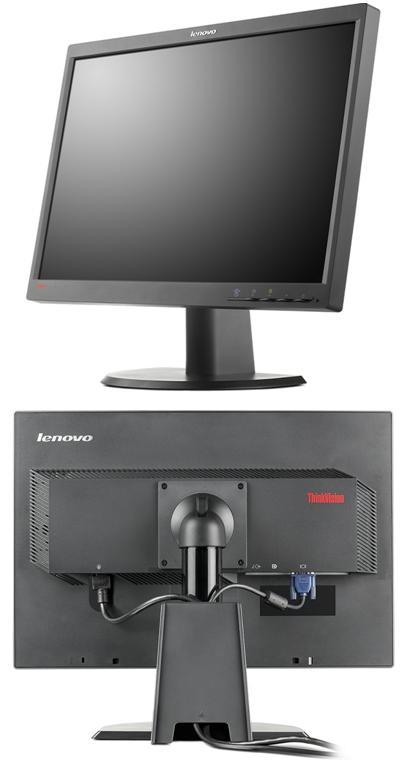 مانیتور 22 اینچ لنوو استوک_ Lenovo Thinkvision LCD 19 inch