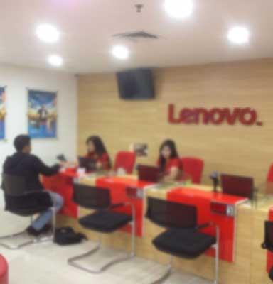 مرکز خدمات لنوو