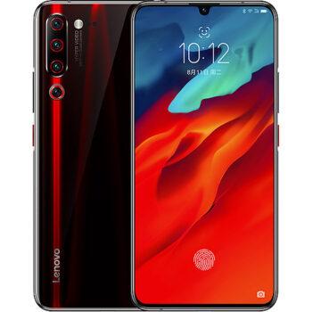 لنوو Z6 پرو رنگ قرمز