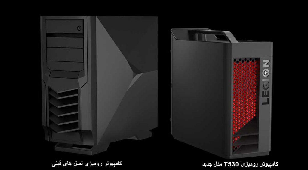 کیس گیمینگ لنوو مدل Legion T530