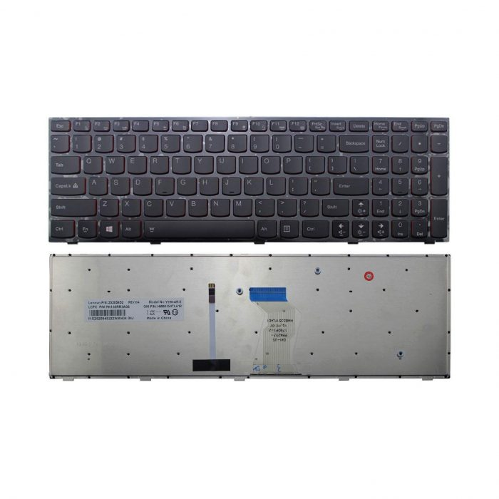 کیبورد Y500 بک لایت, کیبورد لپ تاپ لنوو Y510, قیمت کیبورد لپ تاپ لنوو Y510P