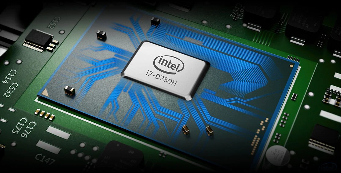 پردازنده لپ تاپ گیمینگ لنوو Legion Y545 پردازنده i7