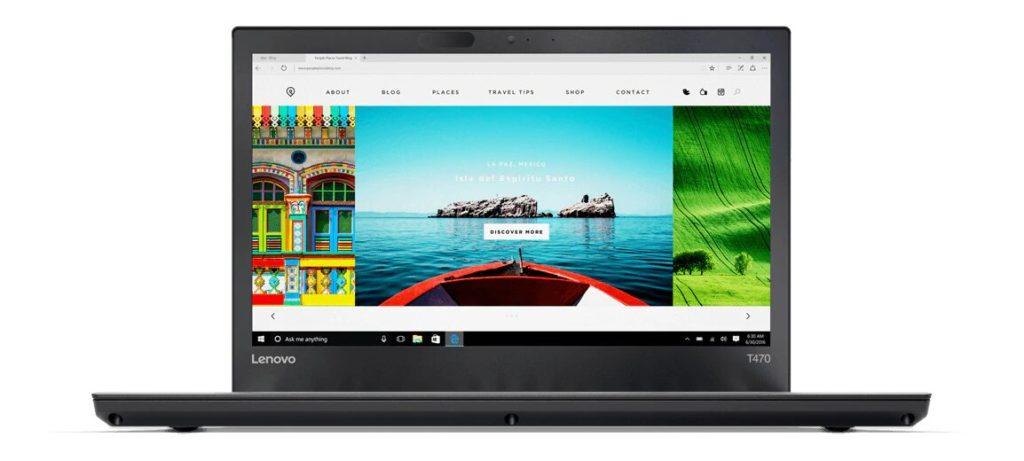 لپ تاپ استوک لنوو مدل Thinkpad T470 پردازنده i5
