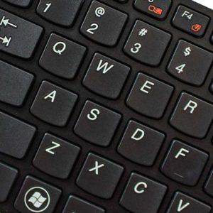 کیبورد لپ تاپ لنوو G565 و IdeaPad G560