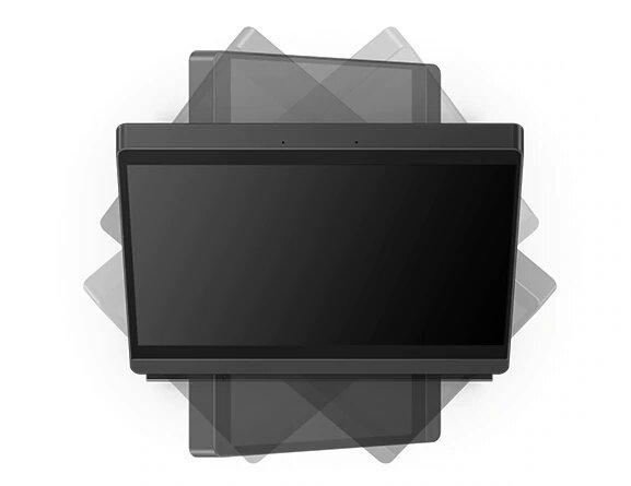 انعطاف پذیری برای استفاده مداوم ThinkSmart Hub 500