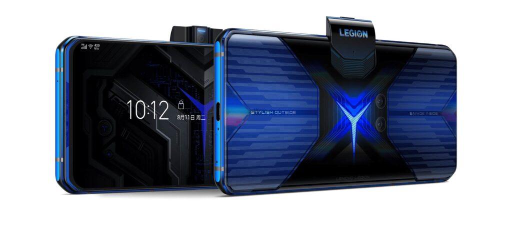 گوشی گیمینگ لنوو , موبایل برای بازی لنوو , گوشی موبایل لنوو 2020 , LENOVO 2020 , لژیون , گوشی لجین لنوو
