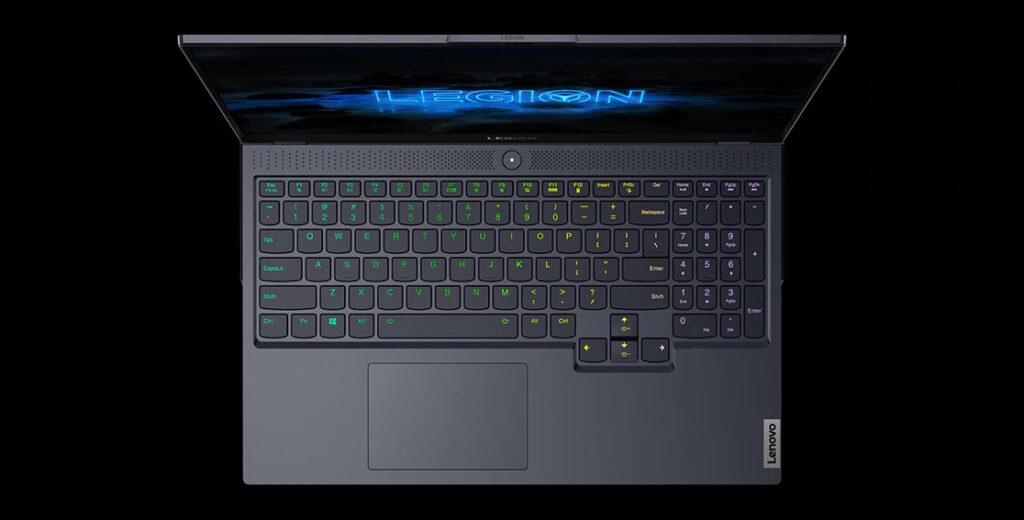 کیبورد لپ تاپ لنوو LEGION 7