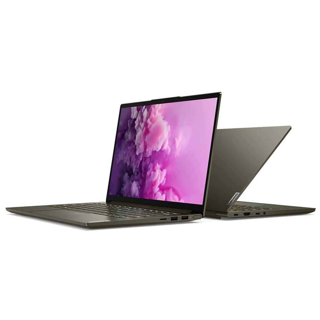 لپ تاپ لنوو Yoga Slim 7 پردازنده i7
