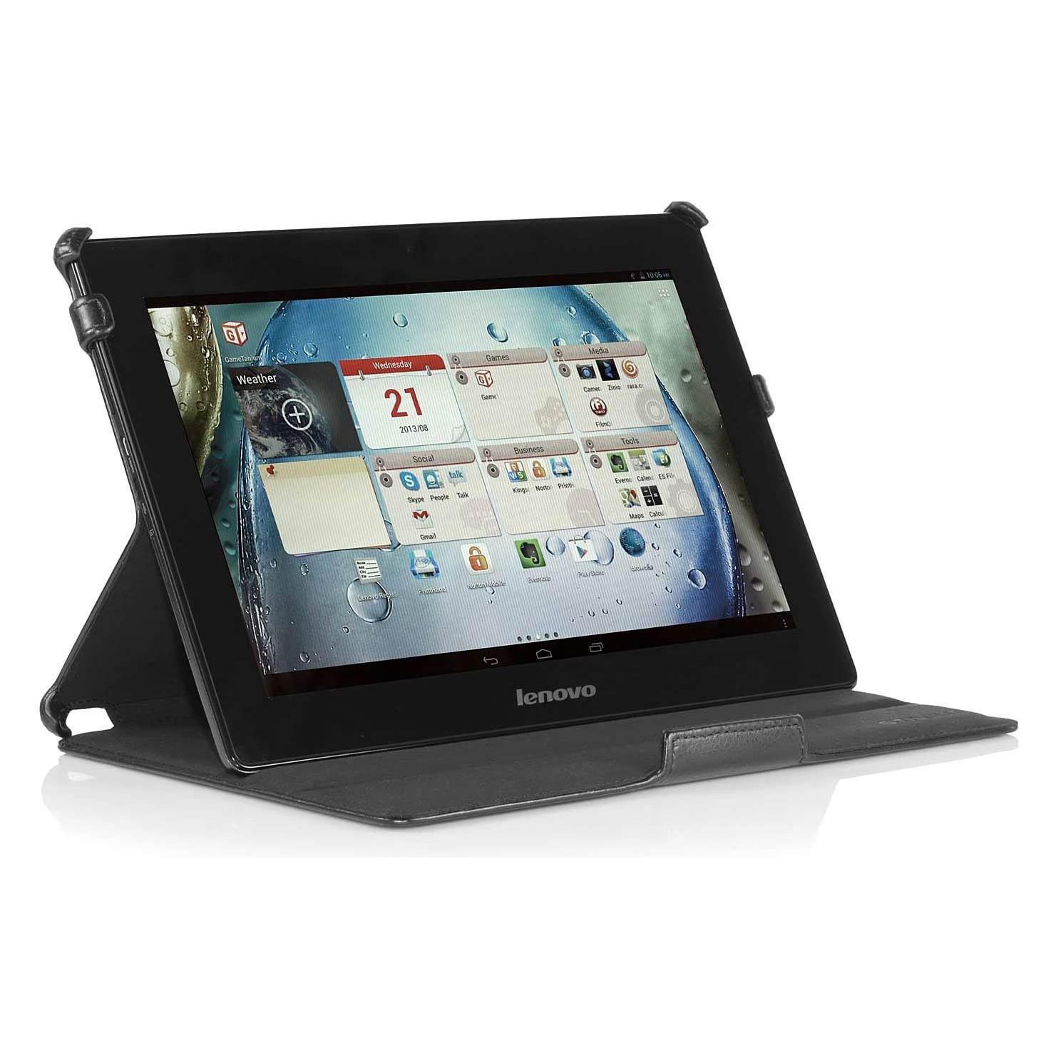 کیف تبلت لنوو 10 اینچ S6000, گلس لنوو tab S6000 , نمایندگی فروش لوازم جانبی lenovo tab S6000