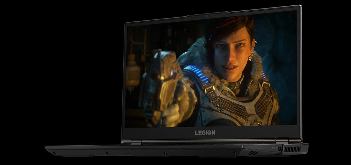 صفحه نمایش لپ تاپ گیمینگ لنوو Legion 5i