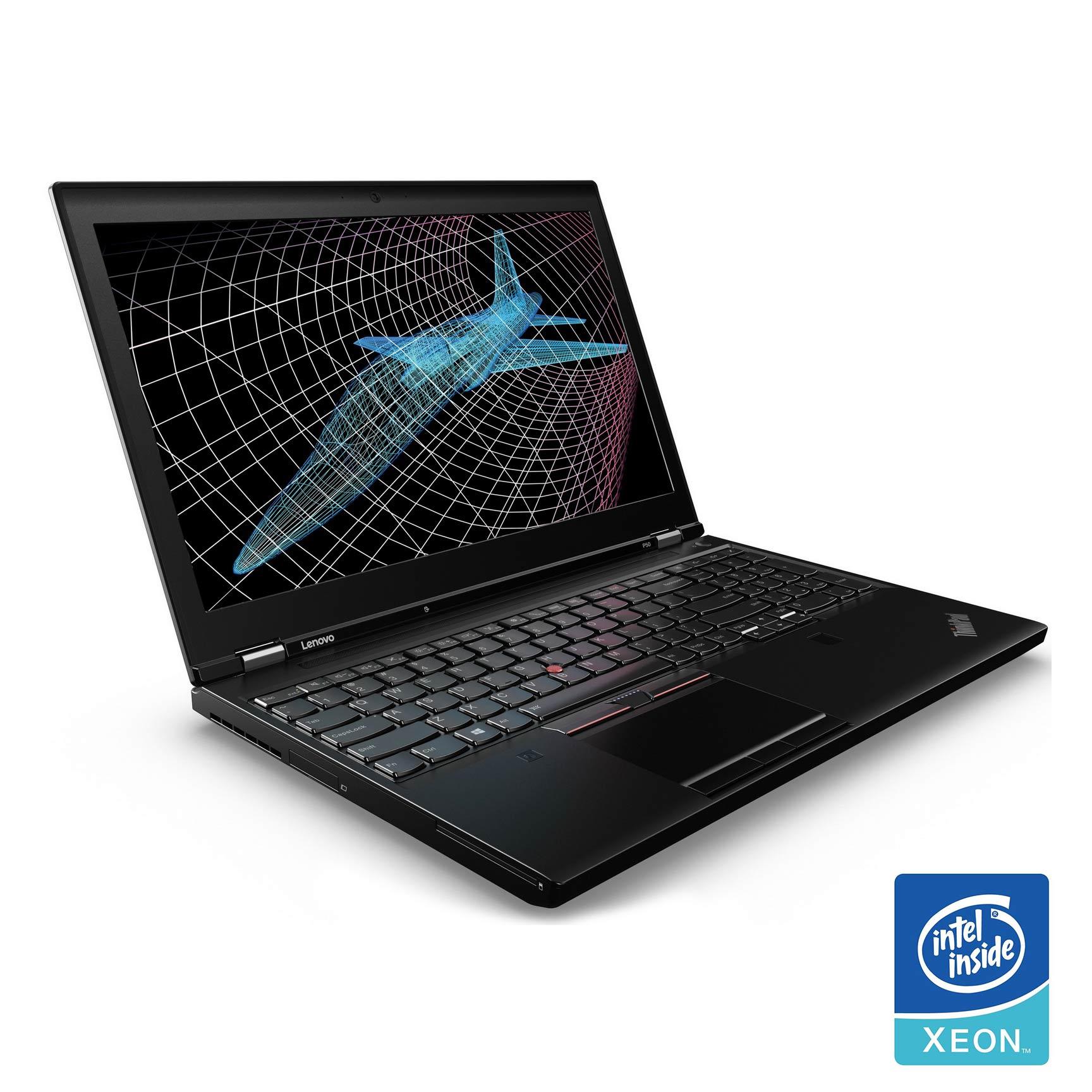 لپ تاپ صنعتی استوک لنوو مدل ThinkPad P50 پردازنده Xeon