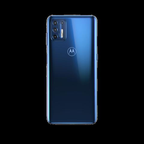 تلفن هوشمند موتورولا Moto g9 plus رنگ آبی