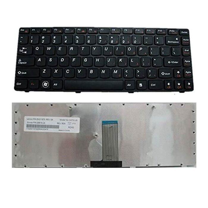 کیبورد لپ تاپ لنوو IdeaPad B490 B480