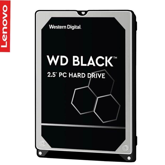 هارد دیسک 2.5 اینچ لپ تاپ لنوو مدل WD BLACK