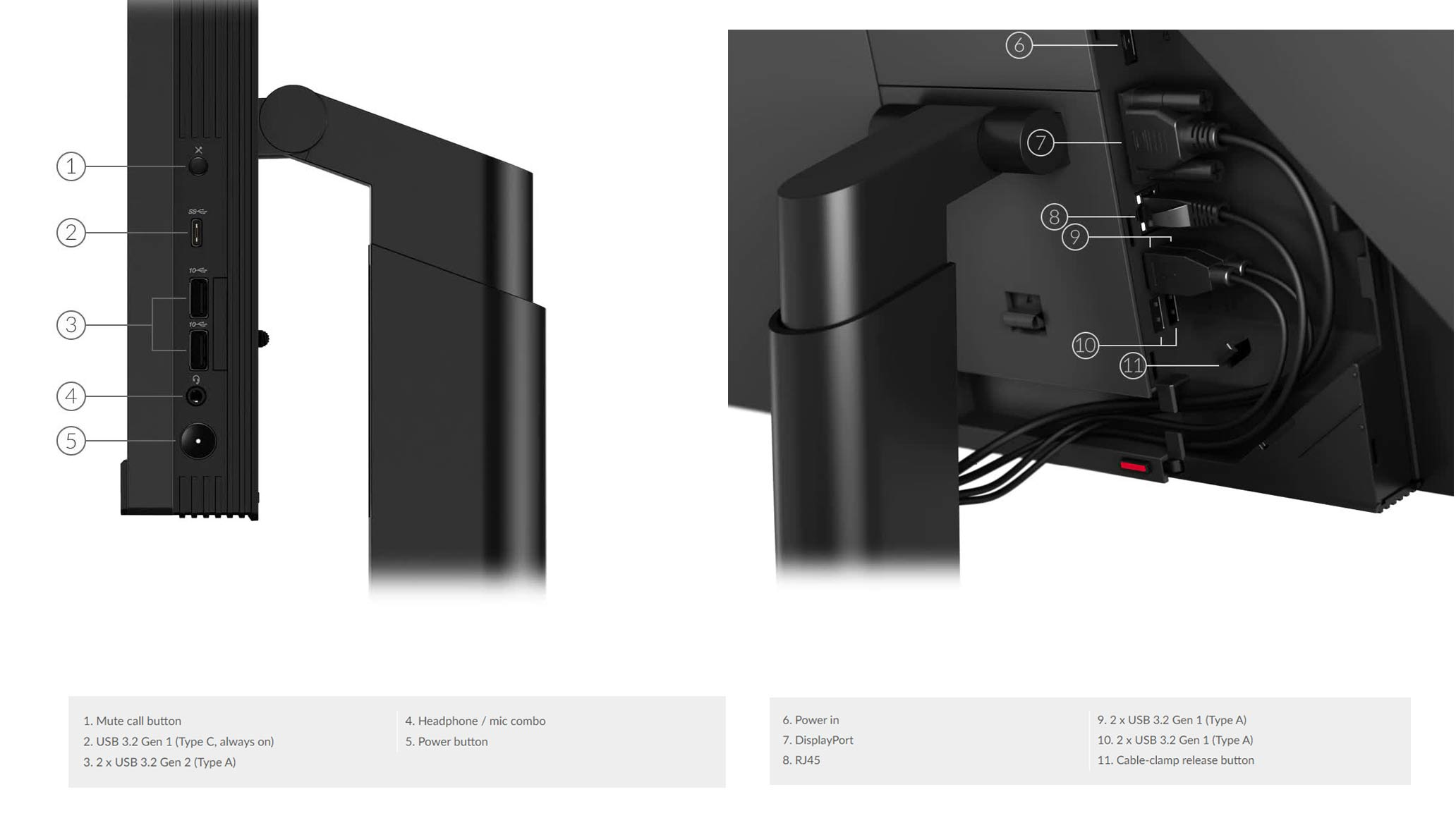 آل این وان لنوو مدل Thinkcentre M90a پردازنده i9