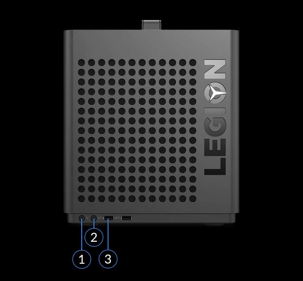 مینی کیس گیمینگ لنوو Legion C730 Cube